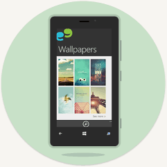 App UI Design For Windows Phones